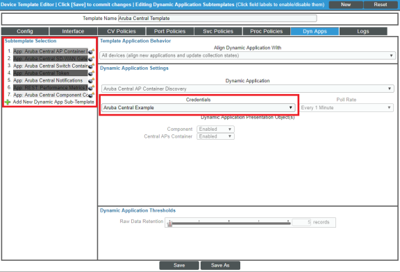 Configuring and Discovering Aruba Central